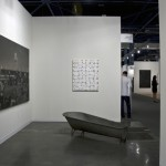 White Cube's Booth at Art Basel, London (Photo: Sam Trioli)