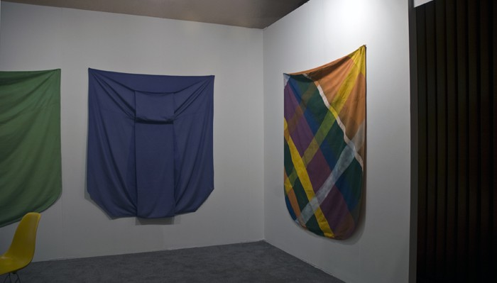 Laura Aldridge at Kendall Koppe, Glasglow (Photo: Sam Trioli)