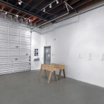 Exhibition view: John James Anderson City Limits, site95 at Locust Projects, September 8 - October 17, 2012, Courtesy of Locust Projects Miami, Photo: Ginger Photography