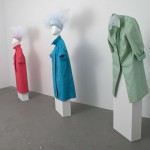 Exhibition view, Marie Vic: Fly, site95 at Launch F18