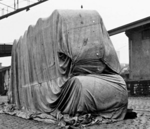 2 Dockside Packages, Christo  1961